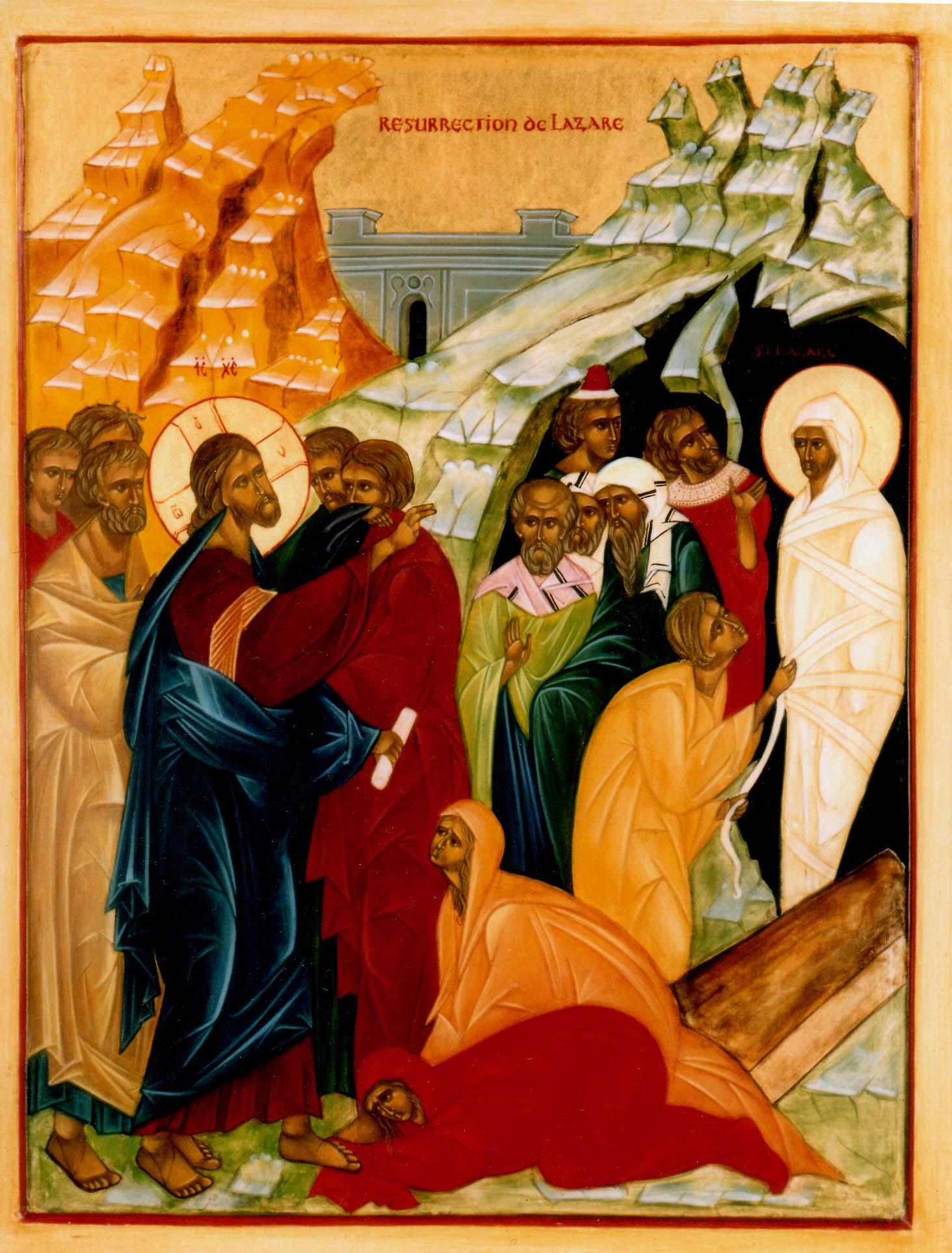 Inviter Dieu à visiter ce qui nous tue dans Communauté spirituelle RsurrectiondeLazare2