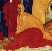 Les soeurs de Lazare, Marthe et Marie